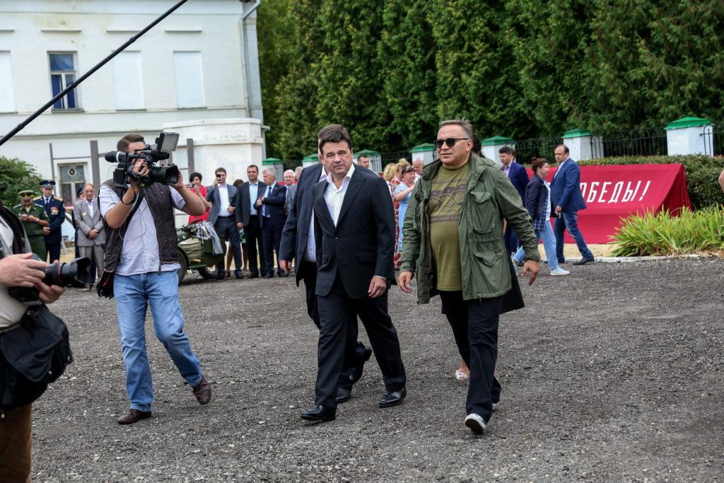 Андрей Воробьёв и Игорь Угольников