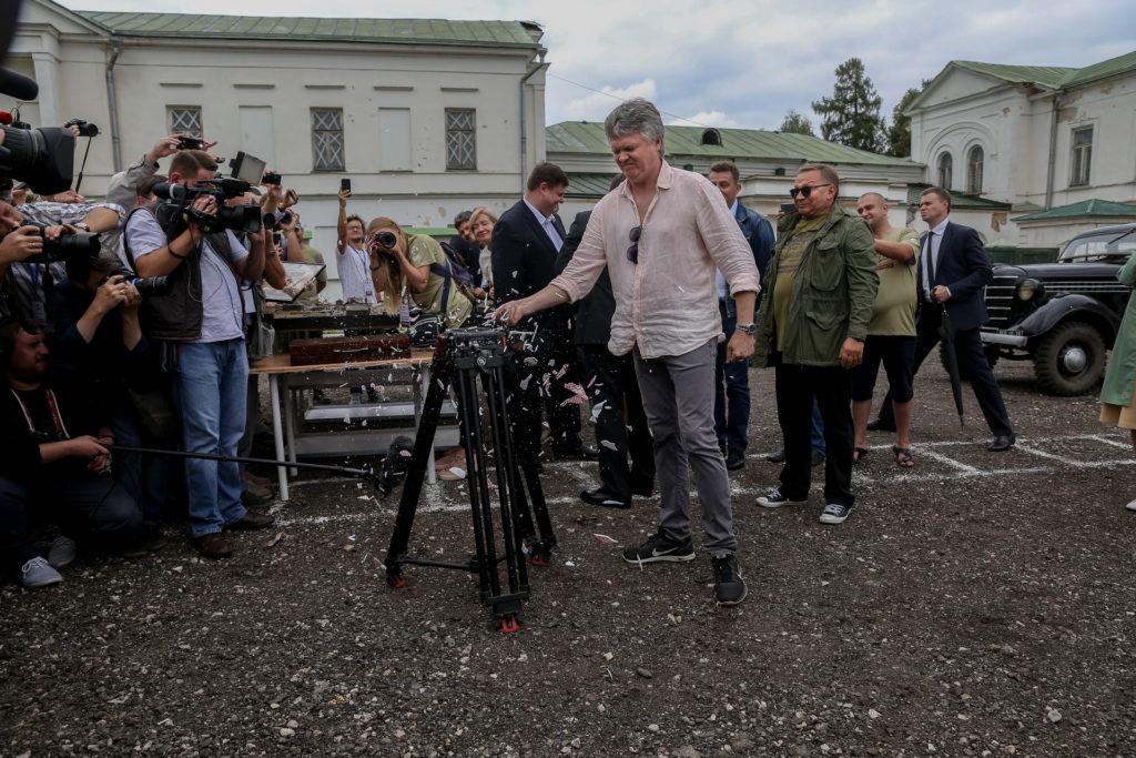 Режиссёр Вадим Шмелёв