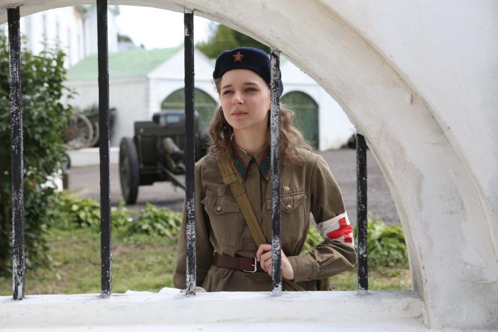 Любовь Константинова в роли Маши Григорьевой