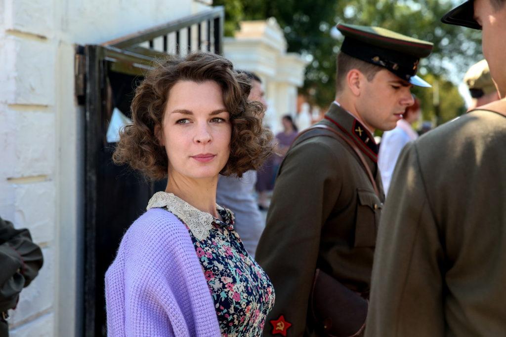 Даша Урсуляк в роли Лизы Алёшкиной